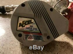 140003 accel Super Coil And distributor chevy
