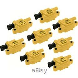 140043-8 Accel Ignition Coils Set of 8 New for Chevy Avalanche Express Van GMC
