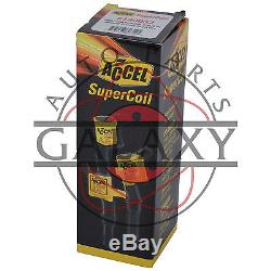8 Pack ACCEL 140032 Super Coils High Energy Coils 1998-2004 Ford 4.6 5.4 6.8