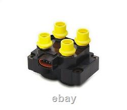 ACCEL 140018 SuperCoil Ignition Coil Turn Ratio 851 Max Voltage 42000V