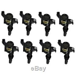ACCEL 140033K-8- Ignition Coil, Supercoil, Ford 3 Valve Modular 4.6/5.4L, 8pc