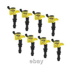 ACCEL 140033-8 Supercoil Ignition Coils 8 Pack for 04-08 Mustang/Crown Victoria