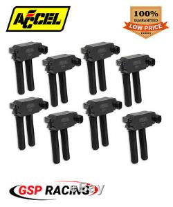 ACCEL 140038K-8 SuperCoil Direct Ignition Coil Set