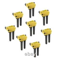 ACCEL 140038-8 SuperCoil Direct Ignition Coil Set