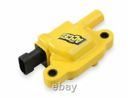 ACCEL 140043-8 ACCEL Ignition Coils SuperCoil GM LS2/LS3/LS7 engines, yello