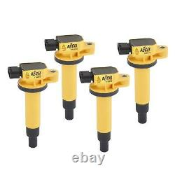 ACCEL 140078-4 Ignition Coil, SuperCoil, Scion, 1.5L-I4, 4-Pack