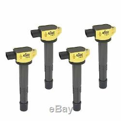 ACCEL 140311-4 Ignition Coil SuperCoil for Honda Acura 2.0L 2.2L 2.4L 4-Pack