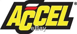 ACCEL 140407BK Super Coil Motorcycle Ignition Coil Dual Fire 2.3 Ohms Resistance