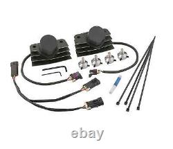 ACCEL 140411BC Stealth SuperCoil Motorcycle Coil on Plug Black