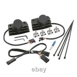 ACCEL 140411BI Stealth SuperCoil Motorcycle Coil on Plug Black