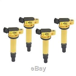 ACCEL 140495-4 SuperCoil Direct Ignition Coil Set
