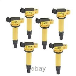 ACCEL 140495-6 SuperCoil Direct Ignition Coil Set