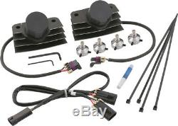 ACCEL 2009-2013 Harley-Davidson FLHRC Road King Classic STEALTH SUPERCOIL BLACK