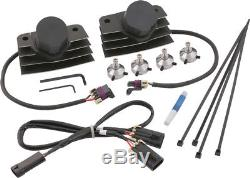 ACCEL 2013-2014 Harley-Davidson FXSBSE CVO Breakout STEALTH SUPERCOIL BLACK FUEL