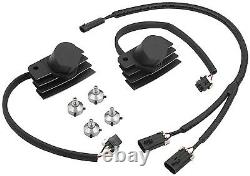 ACCEL Performance Stealth Supercoil Black 140411BC