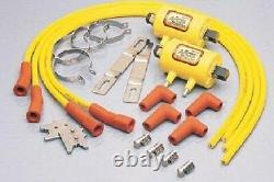 ACCEL Super Coil Kit 4 Cylinder (Two-Coil) IDC 140404
