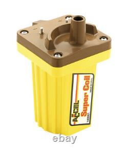 Accel 140001 Ignition Super Coil Yellow for Street/Strip 45,000v