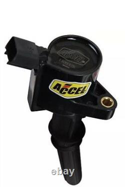 Accel 140032K-8 Super Coil 1998-2008 Ford F-150 4.6/5.4 2-valve 99-04 Mustang GT