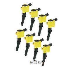 Accel 140032-8 Ignition Coil Set-Super Coil Set Ford 4.6L/5.4L/6.8L Eight Pack