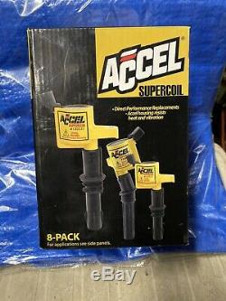 Accel 140032-8 Super Coil 1998-2008 Ford F-150 4.6/5.4 2-valve 99-04 Mustang GT