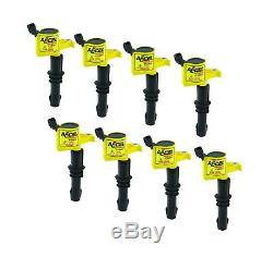 Accel 140033-8 SuperCoil Performance Ignition Coil Ford 3V Mod Set of 8