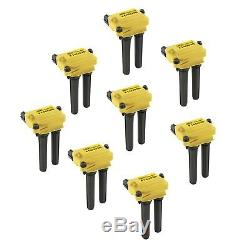 Accel 140038-8 SuperCoil Performance Ignition Coil Hemi, Dual Plug Set of 8