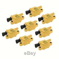 Accel 140043-8 SuperCoil Performance Ignition Coil GM LS2/LS3/LS7 Set of 8
