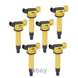 Accel 140074-6 SuperCoil Ignition Coil 6-Pack