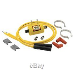 Accel 140403S Super Coil Ignition Kit Motorcycle Ignition Coil Kit 3.0 Ohms Resi