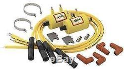 Accel 140403 Super Coil Kit Inductive Discharge 3 Ohm Ignition Coil 21-1664