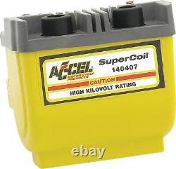 Accel Accel Dual Fire Super Coil 2.3 Ohm Yellow 140407