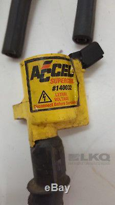 Accel Coil 140032 Supercoil Pack Set of 8 for 2001 Ford Mustang 4.6L