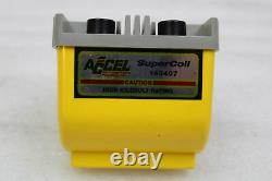 Accel Dual Fire Super Coil 2.3 Ohm Yellow #140407
