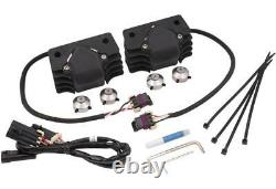 Accel Stealth Black Stealth Supercoil Kit for Harley 07-18 XL Sportster 140414S