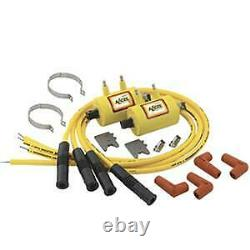 Accel Super Coil Kit Inductive Discharge 4 Cylinder (Two-Coil) 140403