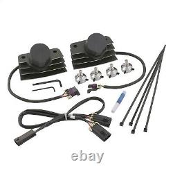 Direct Ignition Coil-Stealth Supercoil Motorcycle Kit Accel 140411BI