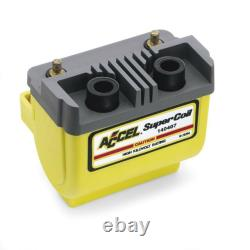 Harley Accel Super Ignition Coil Pack Yellow 31614-83A 31609-80 16028