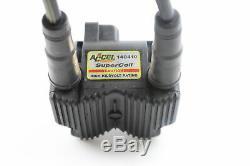Harley Fatboy FLSTFI 2002 Accel Supercoil 140410 Ignition Coil Pack