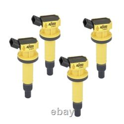 Ignition Coil Set-SuperCoil Direct ACCEL 140073-4
